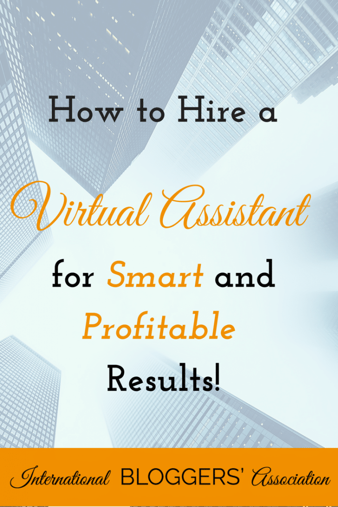 Learn How to Hire a Virtual Assistant for Smart & Profitable Results. The weekly IBA Twitter Chats are a great opportunity to network with fellow bloggers from around the world as well as discuss business topics important to bloggers. Network, Chat, and Learn with the International Bloggers' Association every Thursday at 8:30 PM EDT.