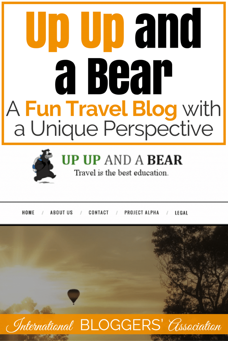 This interview with Hung Thai from Up Up and a Bear. His humor shines through as he shares fun adventures and unique perspectives on everything travel.
