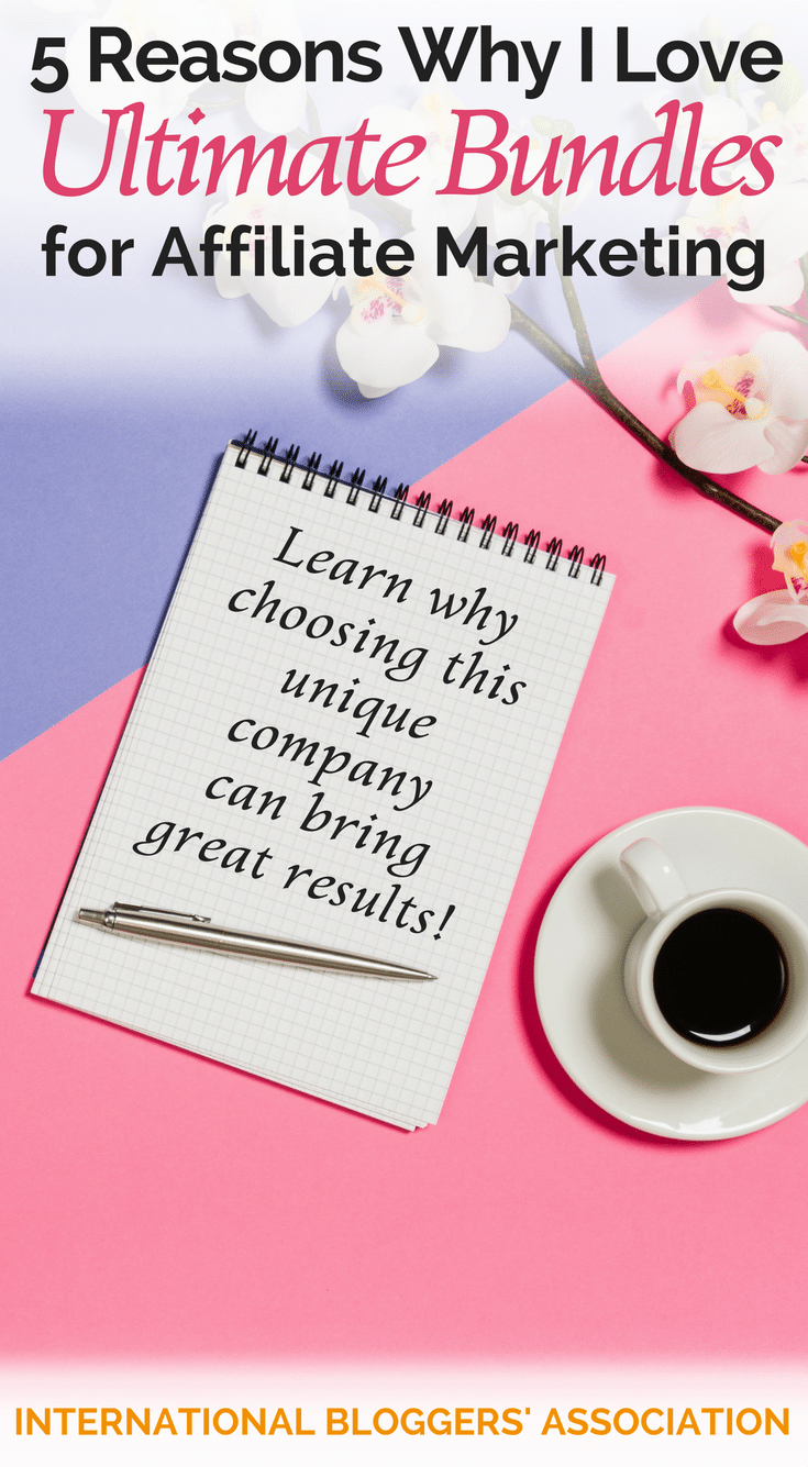 Are you looking to make an income with your blog? Learn why choosing more niche specific companies like Ultimate Bundles can often bring greater results in affiliate marketing!