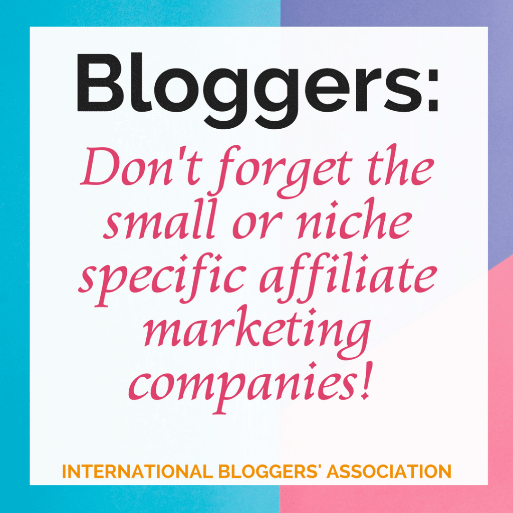 Bloggers: Looking to make an income with affiliate marketing? Learn why choosing a niche specific companies like Ultimate Bundles can bring greater results!