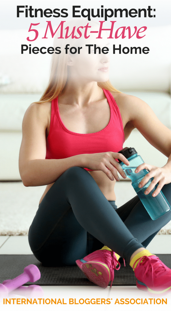 It's always nice to have some fitness equipment at home. If you don't have much budget, these are the must-have pieces you can't miss.