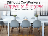 You can't always pick the people you work with, just like you can't pick your family members. Learn what to do with difficult co-workers.