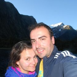 Nace and Bistra - traveling couple in Strumica