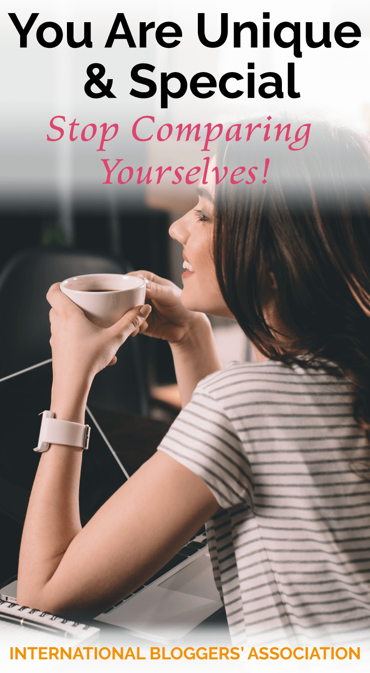 The pressure is on to be something we are not instead of promoting the unique qualities that we all have as individuals... Learn why you should be yourself!