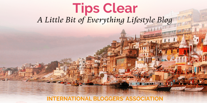 Tips Clear – A Little Bit of Everything Lifestyle Blog