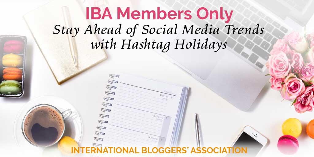 Stay Ahead of Social Media Trends with Hashtag Holidays