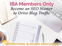 Become an SEO Master to Drive Blog Traffic