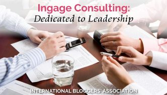 Ingage Consulting: A Blog Dedicated to Leadership