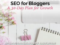 SEO for bloggers can be boring and confusing. It's critical to organic traffic growth, and I'm so glad someone finally made a product that makes it easy. #SEO #bloggingtips