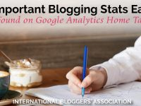 Does Google Analytics intimidate you as a blogger? Don't be! When you focus on these five statistics, you can find new ways to grow and improve your blog. #bloggingtips #bloggingstats #GoogleAnalytics