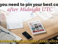 Pinterest is now prioritizing the First Five Pins that you pin after Midnight UTC. Learn how to handle these new Pinterest algorithm changes.