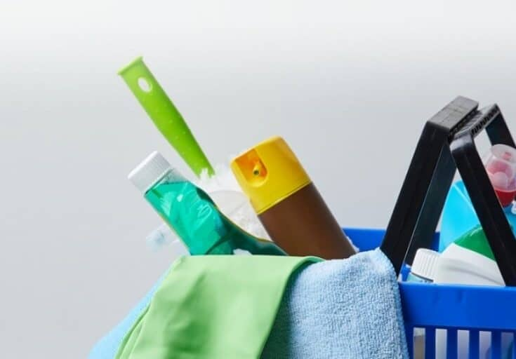 FREE Printable Spring Cleaning Removal Checklist with Tips