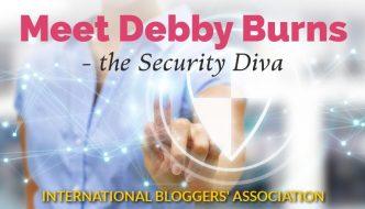 Meet Debby Burns – the Security Diva