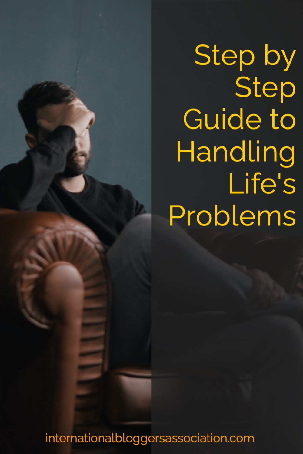Step by step plan for dealing with life's problems, big and small, so they do not overwhelm you and take over your life.